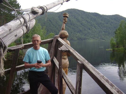 Фото мужчины Леонид, Саяногорск, Россия, 57