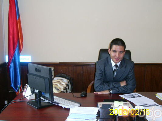 Фото мужчины TIGR, Ереван, Армения, 28