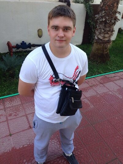 Фото мужчины сеня, Санкт-Петербург, Россия, 26