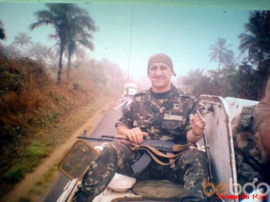 Фото мужчины вояка, Чернигов, Украина, 42