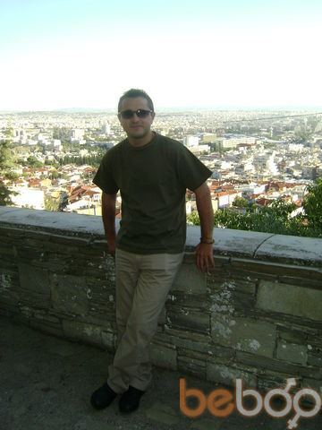 Фото мужчины spartak, Thessaloniki, Греция, 38