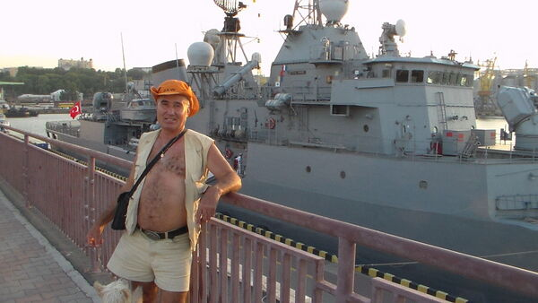 Фото мужчины дима, Одесса, Украина, 56