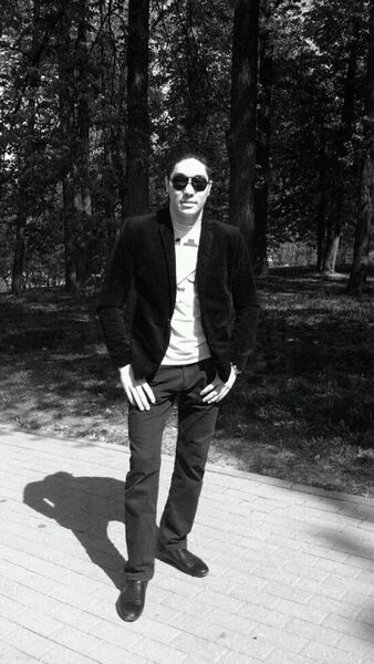 Фото мужчины Зёма, Москва, Россия, 25