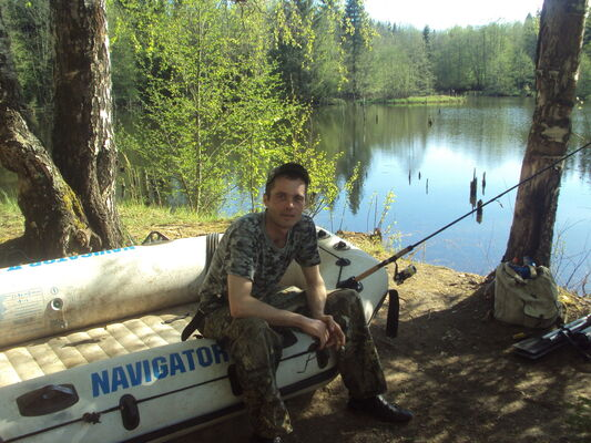Фото мужчины жека, Великий Новгород, Россия, 35