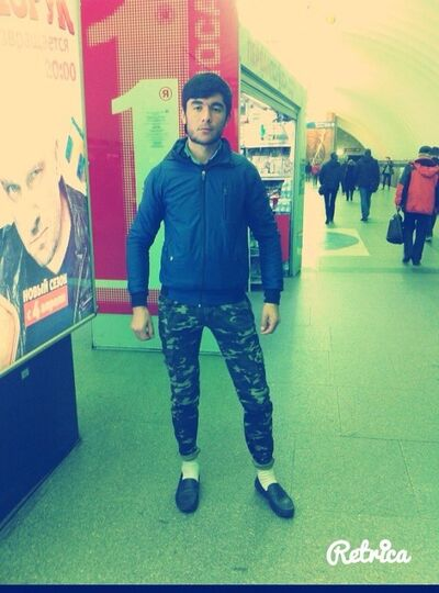 Фото мужчины Саид, Санкт-Петербург, Россия, 23