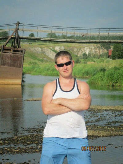 Фото мужчины дима, Екатеринбург, Россия, 36