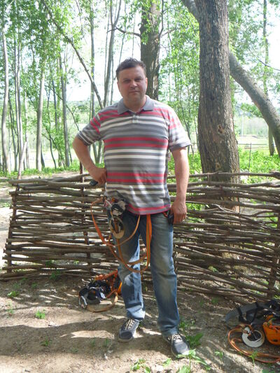 Фото мужчины сеня, Вологда, Россия, 45