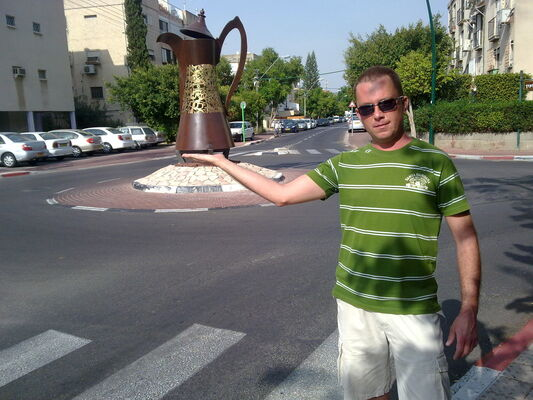 Фото мужчины Дима, Хайфа, Израиль, 41