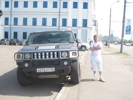 Фото мужчины Эдуард, Казань, Россия, 42