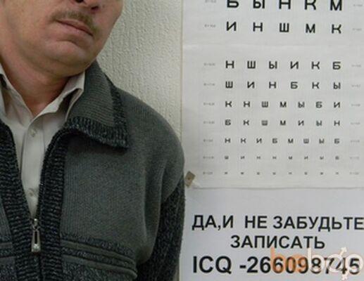 Фото мужчины ICQ266098745, Снежинск, Россия, 50