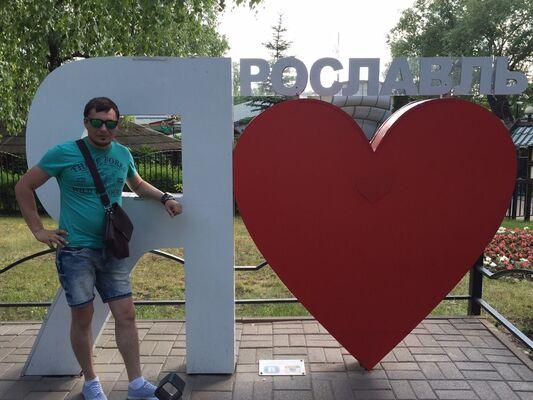 Фото мужчины New, Москва, Россия, 28