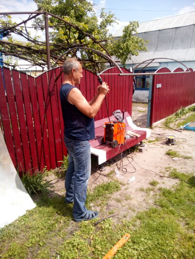 Фото мужчины сергей, Бородянка, Украина, 54