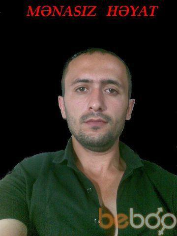 Фото мужчины vusal0058, Баку, Азербайджан, 35