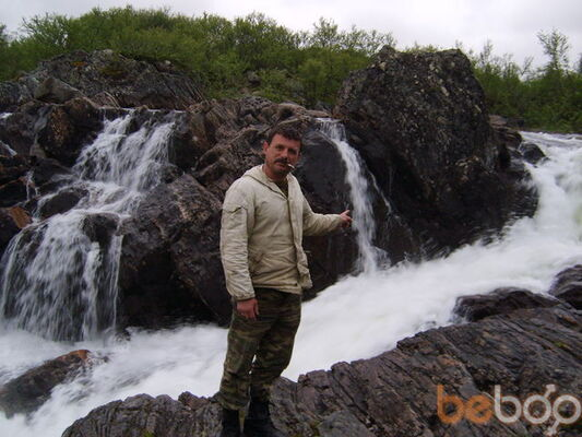 Фото мужчины Бродяга, Мурманск, Россия, 51